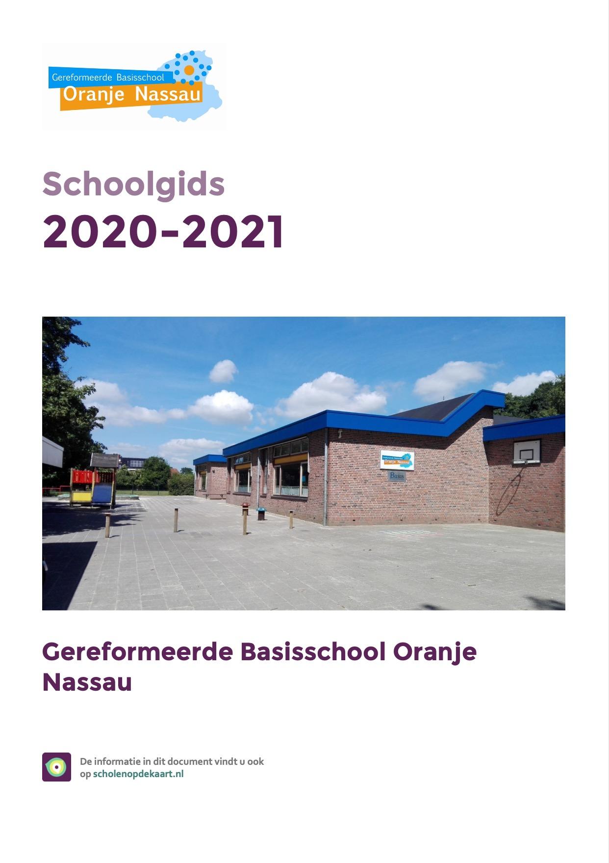Afbeelding schoolgids 2020-2021